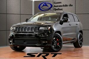 2018 Jeep Grand Cherokee SRT V8-6.4L CUIR TOIT PANO NAV HITCH