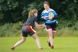 Free Women's Tag Rugby Taster Session - Farnley
