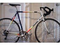 Raleigh Vitesse 1991 Reynolds 531 Tubing