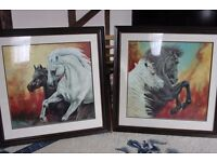 Two Horse Prints