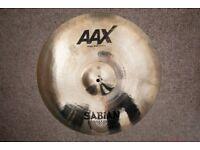 "Sabian 20"" AAX Stage - Ride Cymbal"