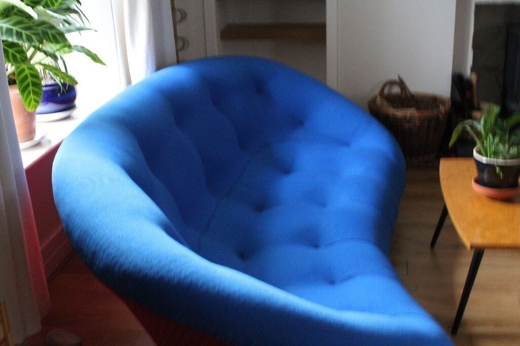 Designer Ligne Roset Ploum four seater sofa with one of a kind ...