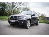 BMW X5 3.0 30d M Sport xDrive 5dr - EXCELLENT CONDITION, FULL SERVICE/NEW TYRES