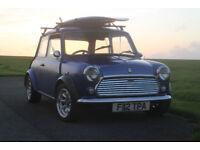 Classic Mini Sky Rose 1275cc