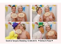 Photo booth hire Swansea wedding & Birthday party photobooth, Llanelli, Wales from £250.00