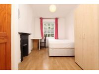 Bow/Mile End/Stratford ensuite double room