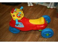 Vtech 2 in 1 Tri to Bike ride on