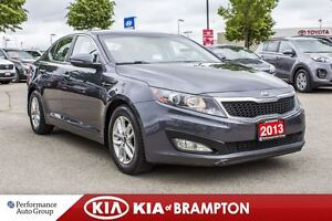 2013 Kia Optima LX|KEYLESS|BLUETOOTH|PWR SEAT|CRUISE CTRL|SAT RD