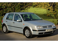 Volkswagen Golf 1.6 SE Auto, Automatic*Parts or Repair*