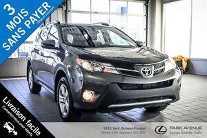 2013 Toyota RAV4 XLE ** 101 $/Sem, garantie 3 ans/60000 km*