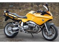 BMW R1100S - full optional, Ohlins, 2-to-2 Remus stainless system