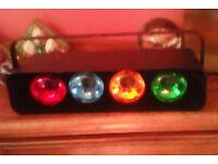 Micro 4 mk 3 Disco lights
