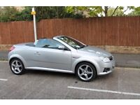 2008 Vauxhall TIGRA 1.4 Exclusive, 2owners, full service history