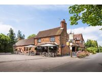 Bar Staff / Waiting Staff needed for busy country restaurant