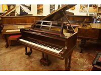 German baby grand piano, tuned & UK delivery available