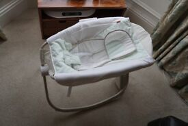 Fisher Price Deluxe Auto Rock 'n Play Sleeper