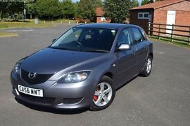 Mazda 3 diesel excellent condition 2007 for sale