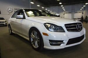 2014 Mercedes-Benz C300 4MATIC Avantgarde T1/T2 w/Park