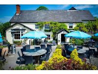 Experienced Chef de Partie required for busy gastro pub with a good reputation and 20 quality rooms.