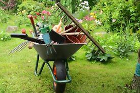 Gardener requires looking for work