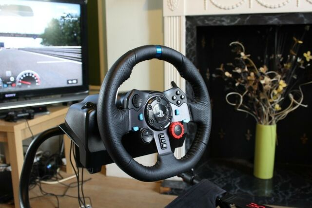 aac82c11b74 Logitech G29 on Playseat challenge - brand new gearshift | in Victoria ...