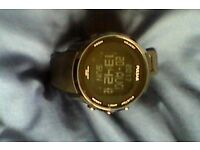 Pulsar 100m water resistant watch