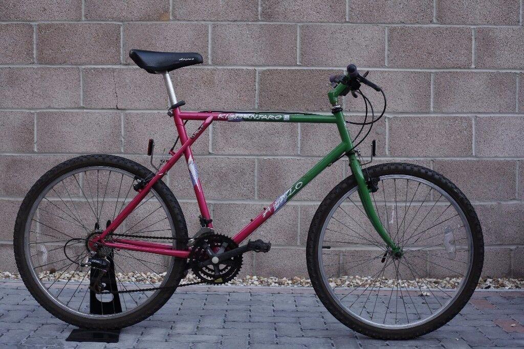 Apollo Mountain Bike Bargain Medium