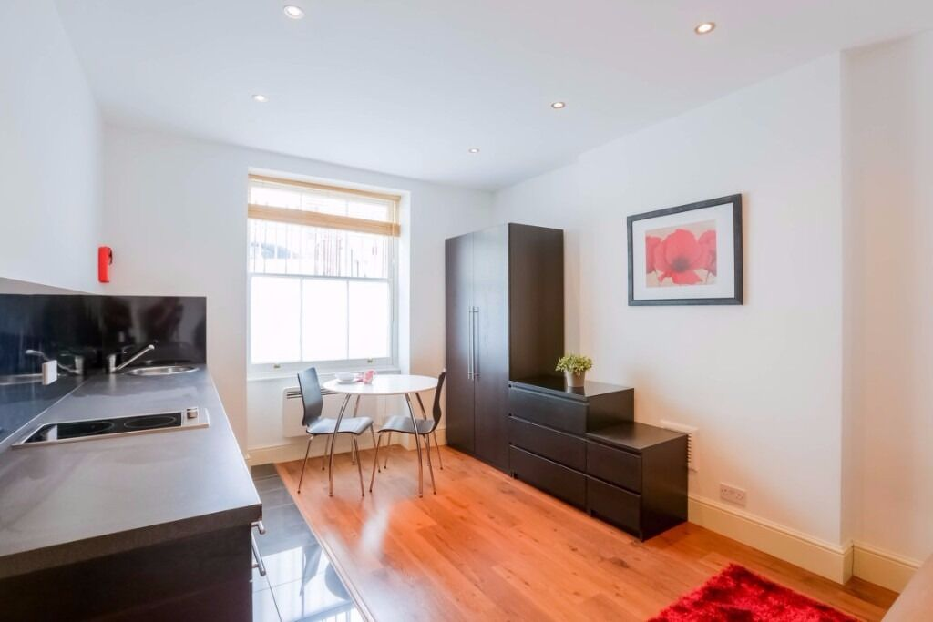 STUDIO! NOTTING HILL! CENTRAL LONDON! AVAILABLE NOW! ALL BILLS INC!