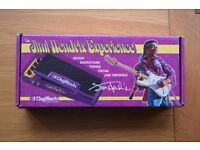 Digitech Jimi Hendrix Multi Effects/Modelling Pedal