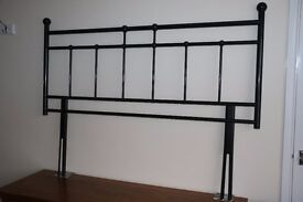 """Bed Headboard ,Fit 4' 6"""" Bed, In excellent condition."""