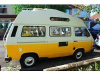 VW Campervan T25