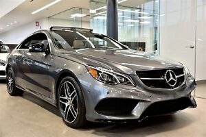 2017 Mercedes-Benz E-Class E400 4MATIC Coupe Edition Avantgarde