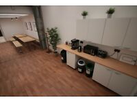 Fixed Desk Space in Co Working Creative Office Space, South Wimbledon. SW19