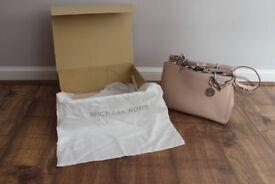 Michael Kors Bag, Nude Colour with Original Dust Bag and Box VGC