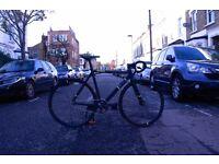 Dësgenà Criterium Velodrome Track Bicycle - Fixie/Fixed Gear Bike