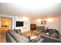 Amazing location! Beautiful large 3 bed flat with private patio - near Holland Park!