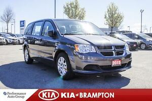 2015 Dodge Grand Caravan SXT|MP3|KEYLESS|BUCKETS|CRUISE CTRL|HTD