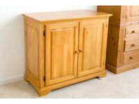 Large Oak Cupboard by John Lewis Furniture For Living Dining Room or Kitchen For sale until 27th