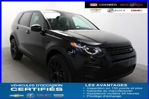 2016 LAND ROVER DISCOVERY SPORT SE *NAV CUIR TOIT PANO*