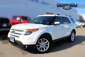 2012 Ford Explorer LIMITED ~4WD! ~LEATHER! ~PANORMIC MOONROOF