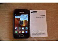 Samsung Galaxy Ace. Unlocked.