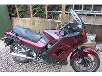 Kawasaki GTR1000A9 1996 in very good codition 10 months MOT carburettoers rebuilt and balenced