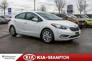 2015 Kia Forte LX PLUS|ALLOYS|BLUETOOTH|KEYLESS|CRUISE CTRL