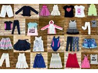 Bundle of clothes for girl 8 to 12 years, 28 items