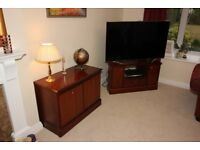 Stag Minstrel Cherry Wood Living Room Furniture