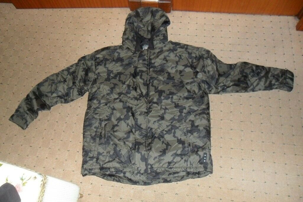 CAMOFLAGE SPORTS SHOOTING/HUNTING JACKET