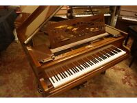 Antique German grand piano - UK delivery available