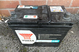 Yuasa Professional Car Battery