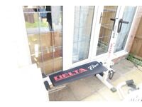 Delta Flex Gym Bench *EXCELLENT CONDITION*