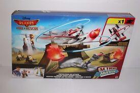 Disney Planes Fire & Rescue - Piston Peak Air Attack Track Set